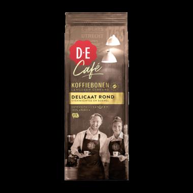 Douwe Egberts D.E Café - koffiebonen - Delicaat Rond