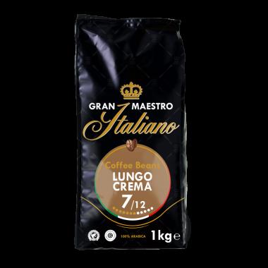 Gran Maestro Italiano - koffiebonen - Lungo Crema