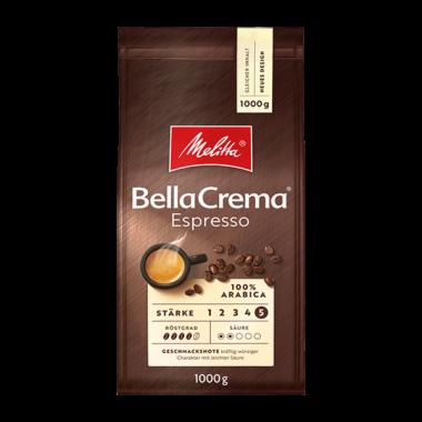 Melitta - koffiebonen - Bella Crema Espresso