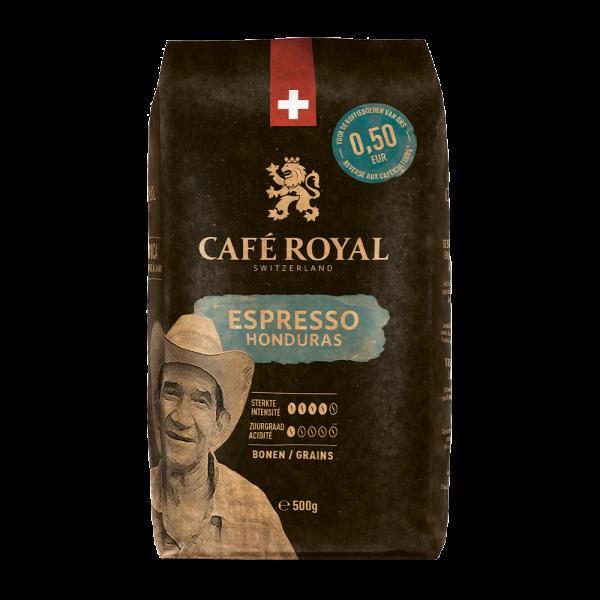Cafe Royal - koffiebonen - Honduras Espresso