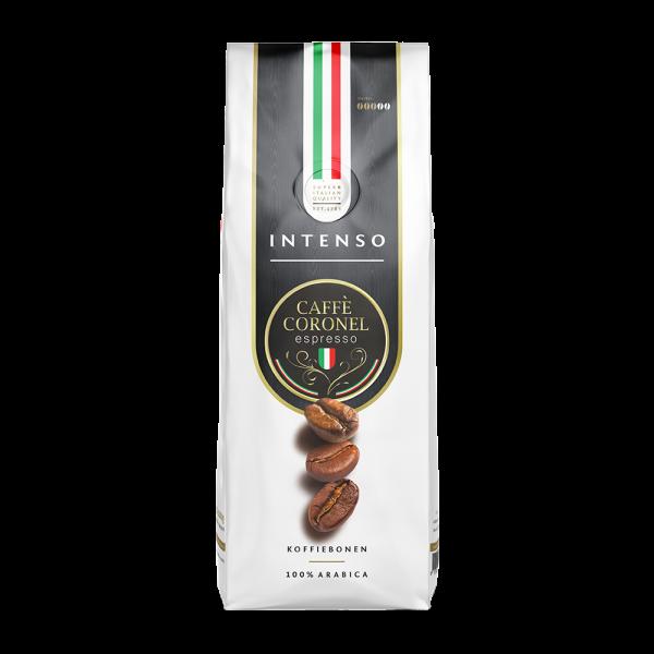 Caffe Coronel - koffiebonen - Intenso
