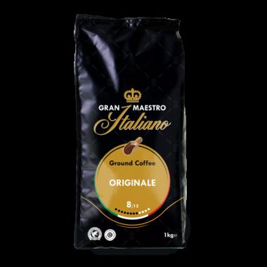 Gran Maestro Italiano - gemalen koffie - Originale