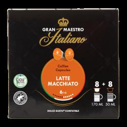 Gran Maestro Italiano - Dolce Gusto compatible - Latte Macchiato