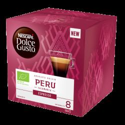 Dolce Gusto - single origin Peru