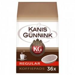 Kanis & Gunnink - senseo compatible koffiepads - Regular