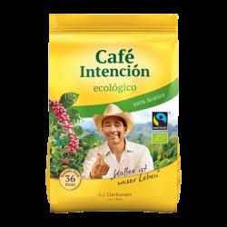 Café Intención - senseo compatible koffiepads - Ecologico (Organic)