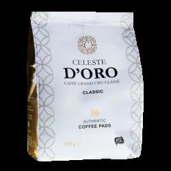Celeste d'Oro - senseo compatible koffiepads - Classic