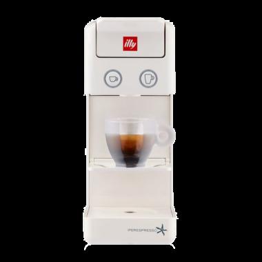 illy Y3 Espresso & Coffee Wit - Iperespresso koffiemachine