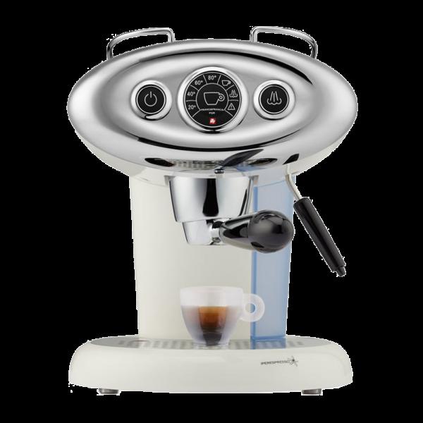 illy X7.1 Iperespresso - espressomachine wit