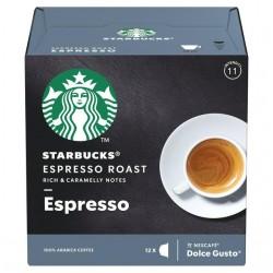 Starbucks - Dolce Gusto - Espresso Dark Roast