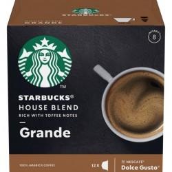 Starbucks - Dolce Gusto - Grande House Blend Medium Roast