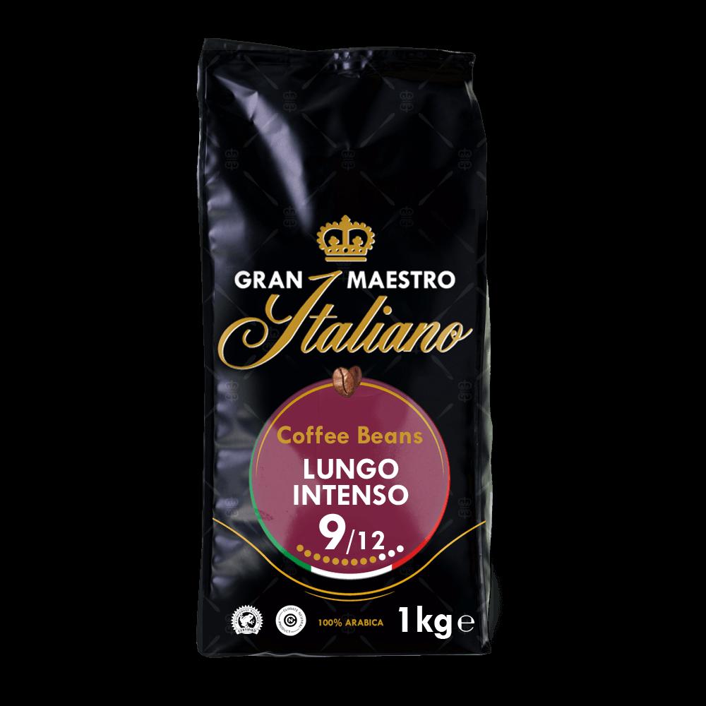 Gran Maestro Italiano - koffiebonen - Lungo Intenso