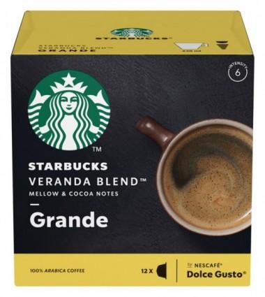 Starbucks - Dolce Gusto - Grande Veranda Blonde Roast