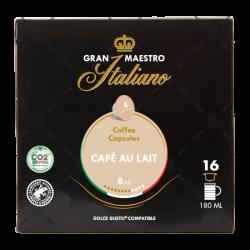 Gran Maestro Italiano - Dolce Gusto compatible - Cafe au Lait