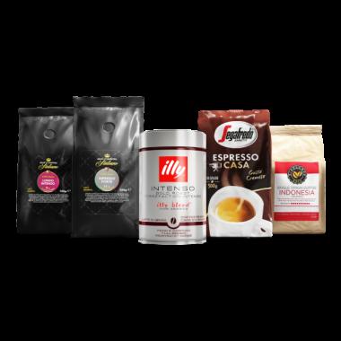 Proefpakket koffiebonen - Intens