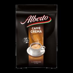 Alberto - senseo compatible koffiepads - Café Crèma