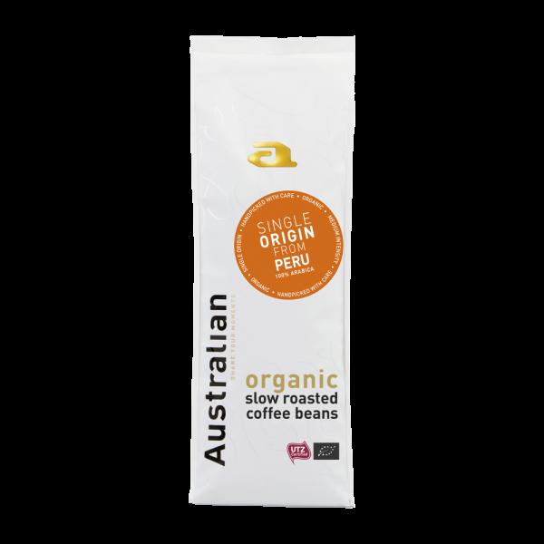 Australian - koffiebonen - Peru (Organic)