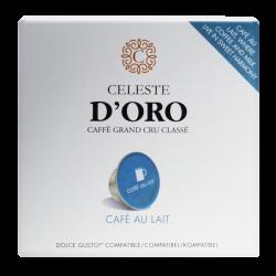 Celeste d'Oro - dolce gusto - Cafe au Lait