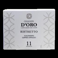 Celeste d'Oro - nespresso compatible - Ristretto