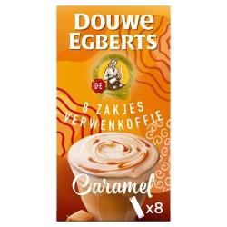 Douwe Egberts - oploskoffie - Latte Caramel