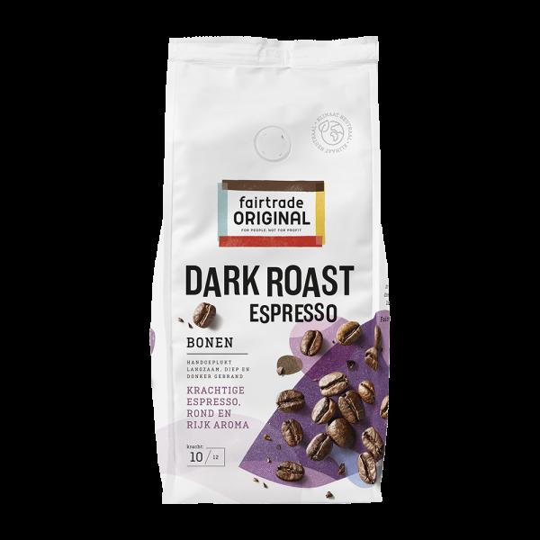 Fairtrade Original - koffiebonen - Dark Roast Espresso