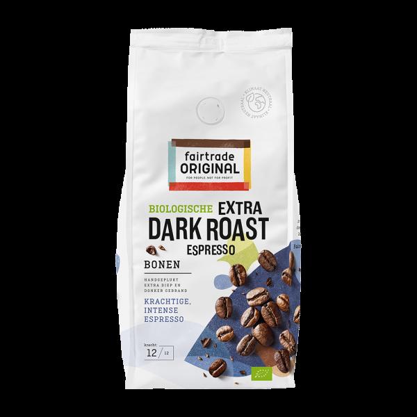 Fairtrade Original - koffiebonen - Extra Dark Roast Espresso (Organic)