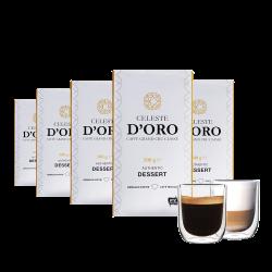 Gemalen koffie voordeelpakket - Celeste d'Oro