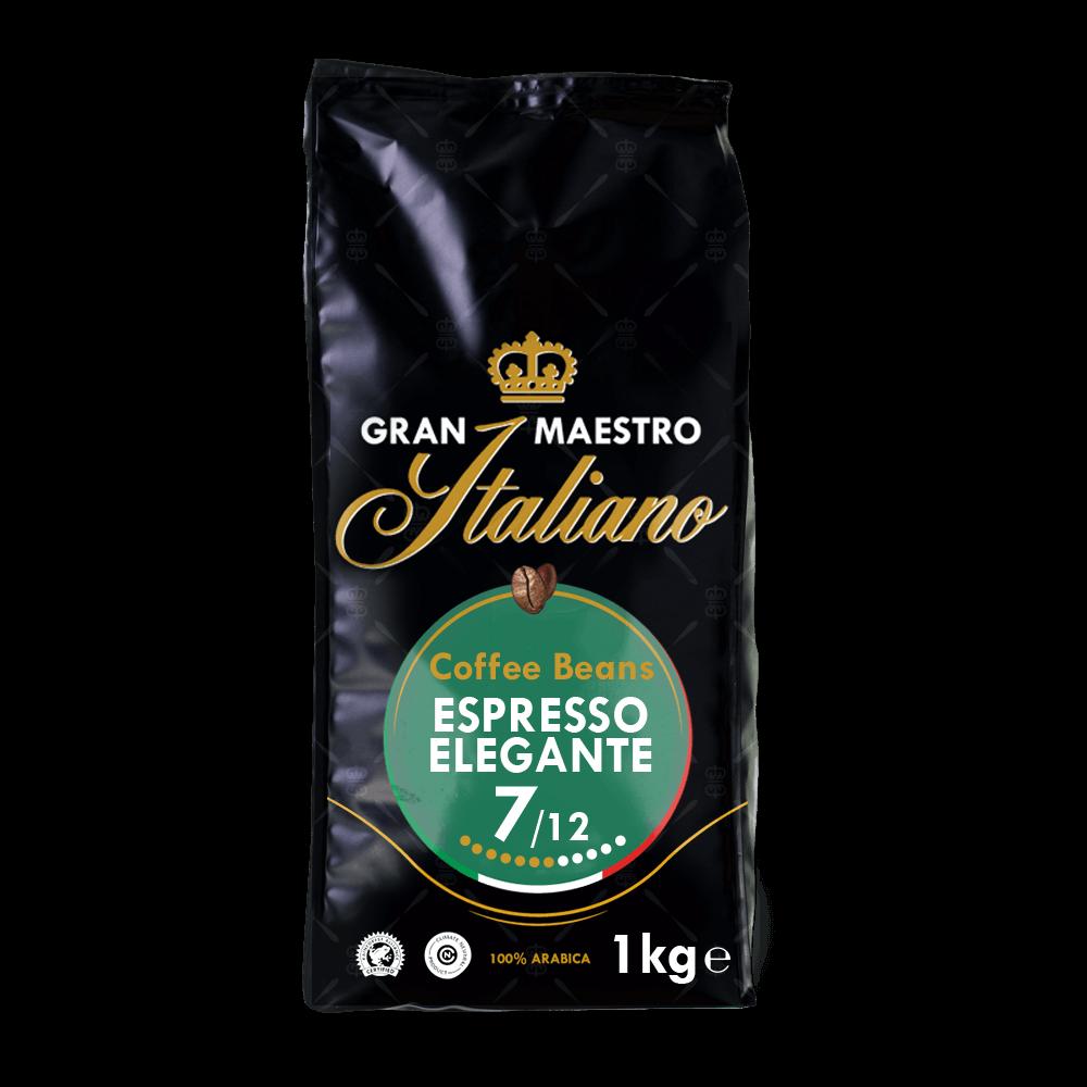 Gran Maestro Italiano - koffiebonen - Espresso Elegante