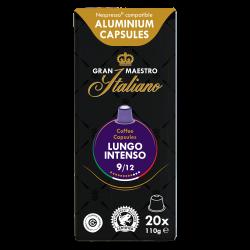 Gran Maestro Italiano - nespresso compatible - Lungo Intenso