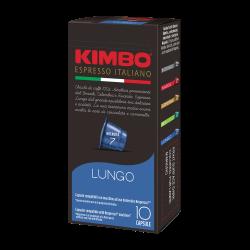 Kimbo - nespresso - Lungo