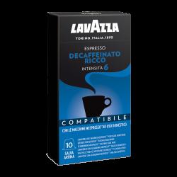 Lavazza - nespresso compatible - Decaffeinato Ricco 6