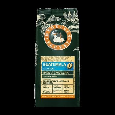Medellín Secret - koffiebonen - Guatemala La Candelaria