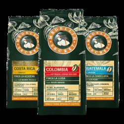 Proefpakket Medellín Secret - Koffiebonen