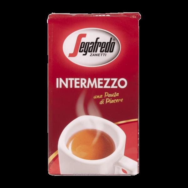 Segafredo - gemalen koffie - Intermezzo