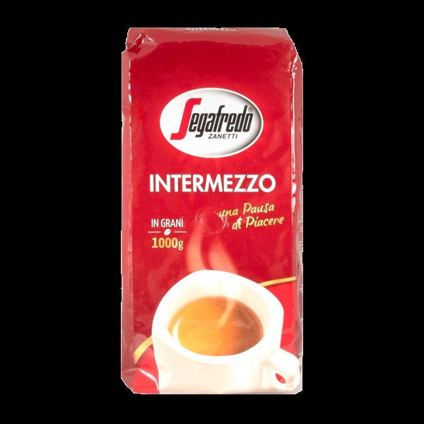 Segafredo - koffiebonen - Intermezzo
