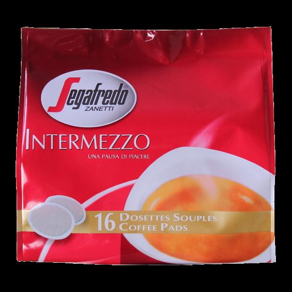 Segafredo - senseo compatible koffiepads - Intermezzo