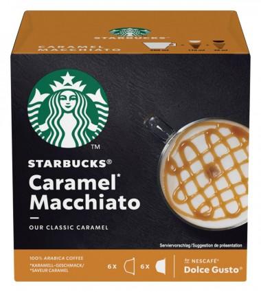 Starbucks - Dolce Gusto - Caramel Macchiato