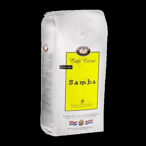 Tiktak - koffiebonen - Samba