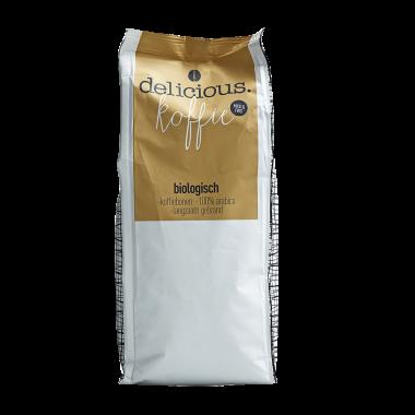 delicious. - koffiebonen - mild & fris biologisch (Organic)