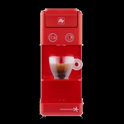 illy Y3 Espresso & Coffee Rood - Iperespresso koffiemachine