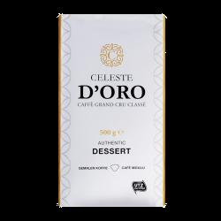 Celeste d'Oro - gemalen koffie - Dessert